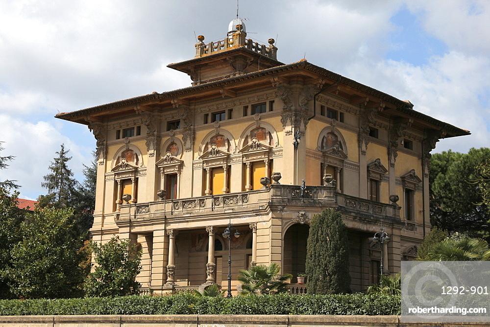 Villa Masini, Montevarchi, Tuscany, Italy, Europe