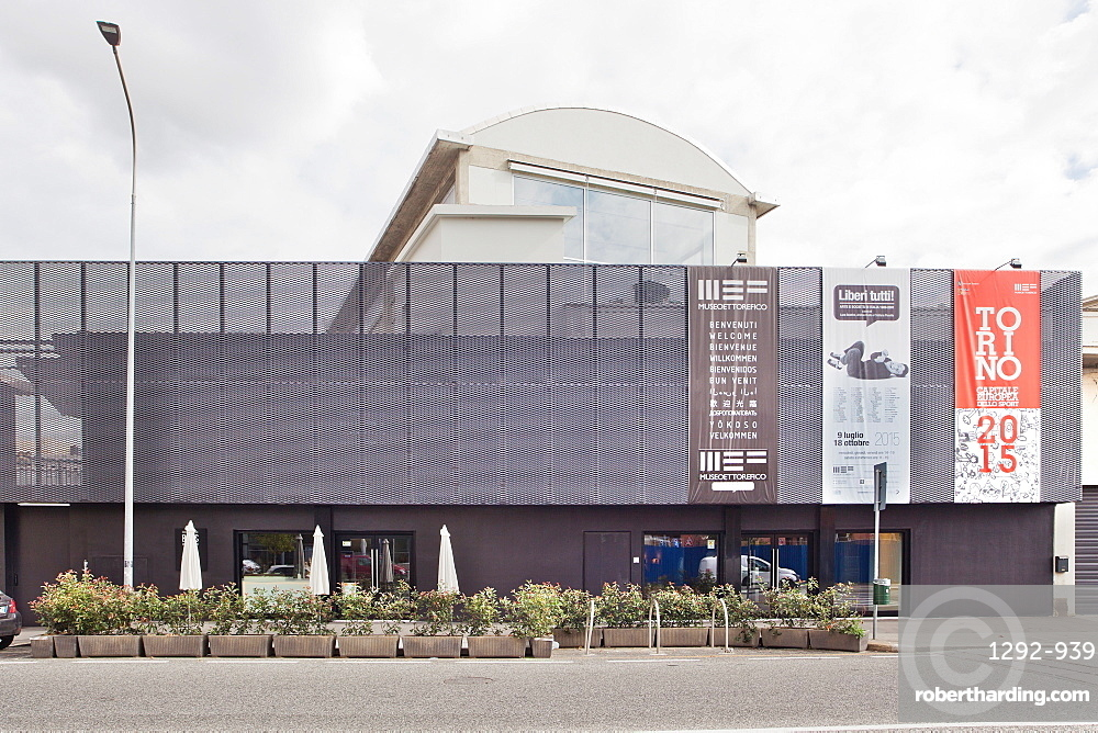 Fico Museum, Turin, Piedmont, Italy, Europe