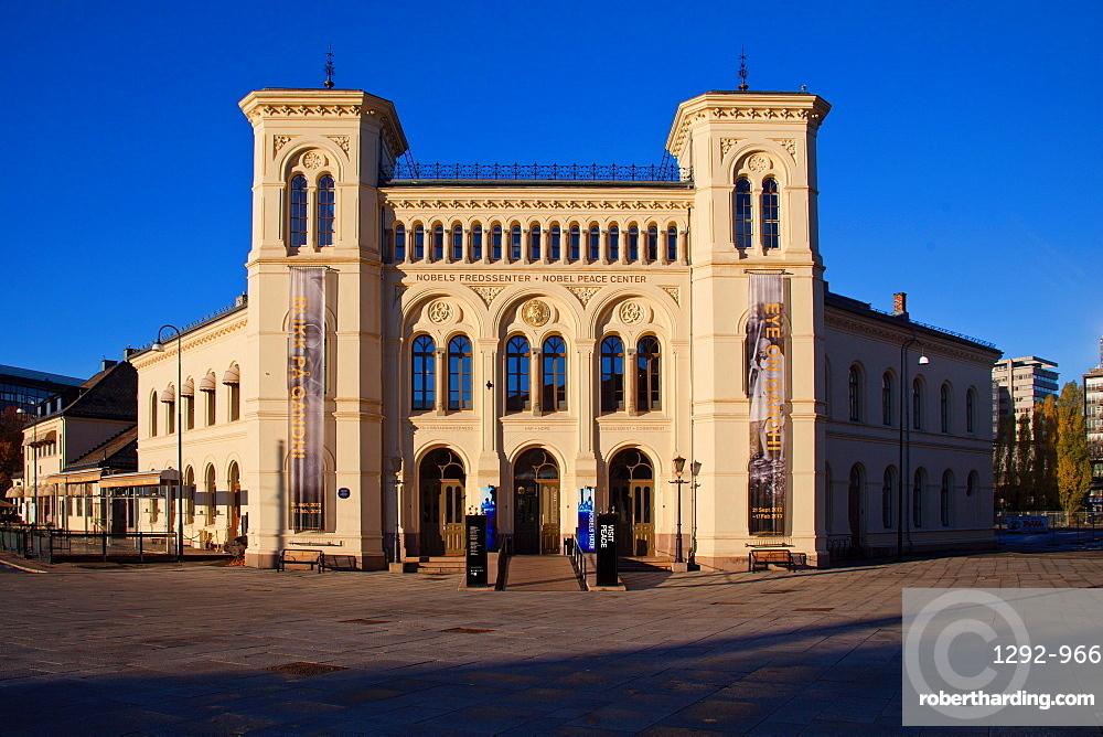 Nobel Peace Center, Oslo, Norway, Scandinavia, Europe