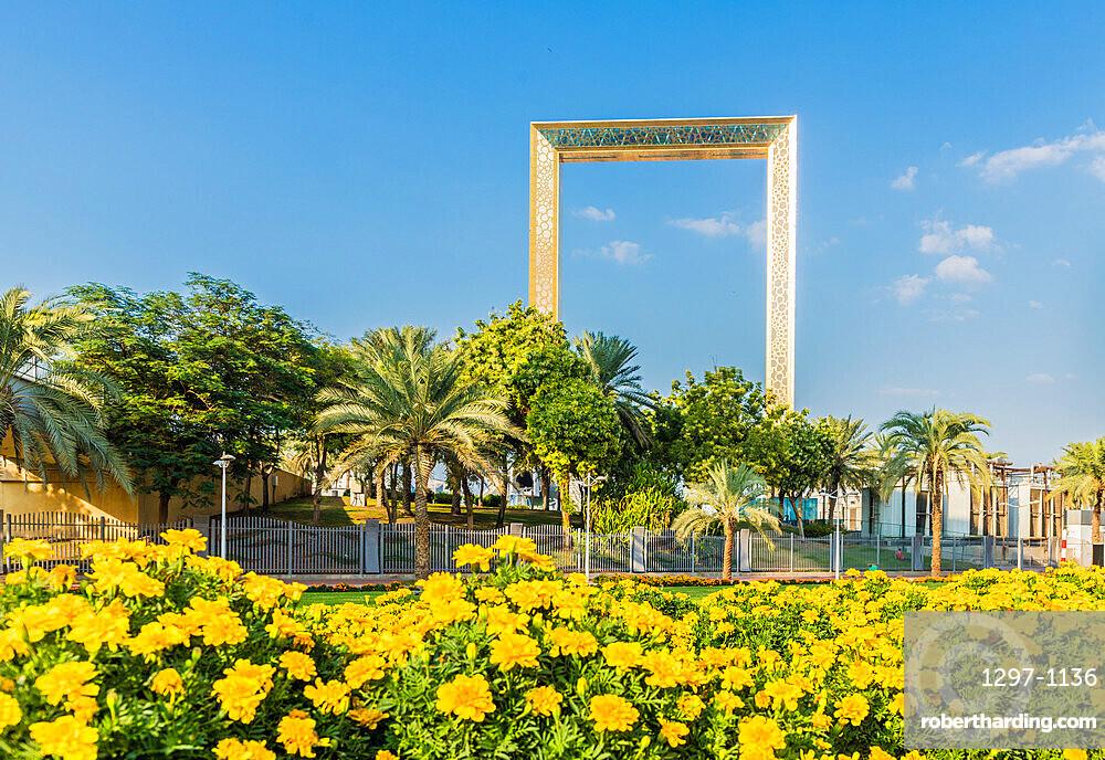 The Frame, Dubai, United Arab Emirates, Middle East