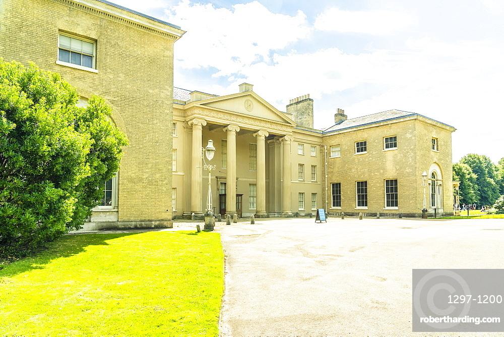 Kenwood House, Hampstead heath, London,England, Uk, Europe,