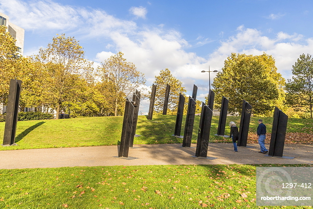 The New Zealand War Memorial, on Hyde Park Corner, London, England, United Kingdom, Europe