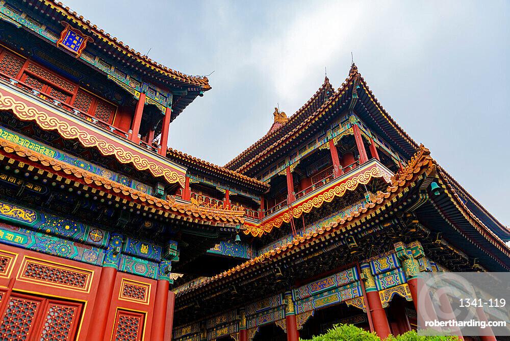 Lama Temple, Beijing, China, Asia