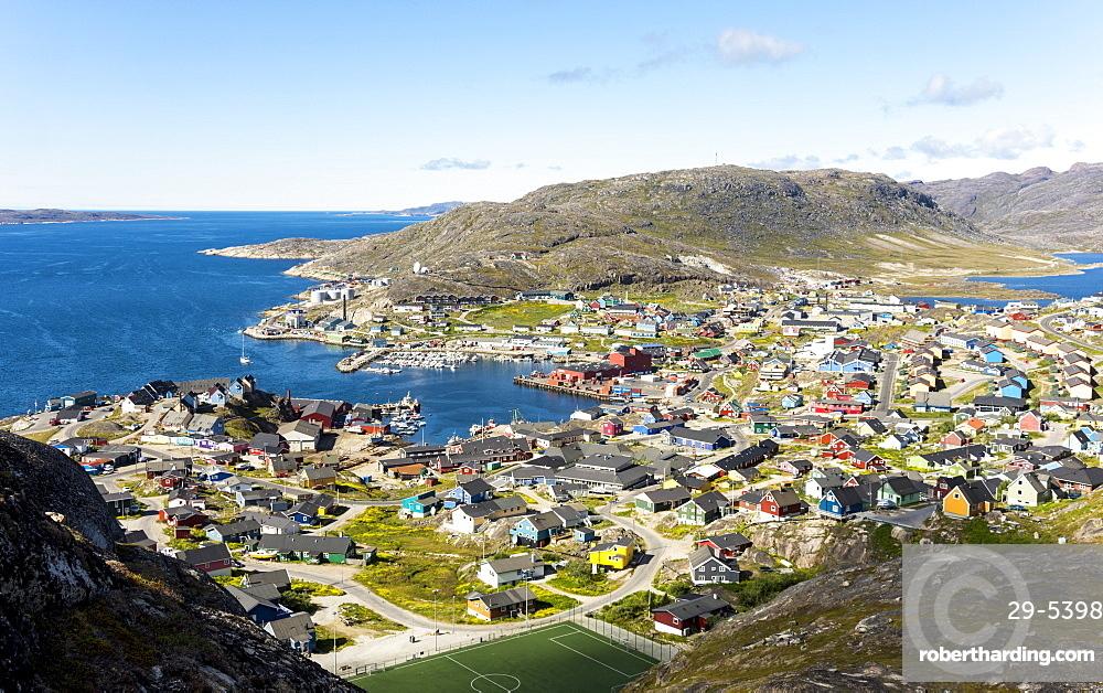 Qaqortoq, southern Greenland, Polar Regions