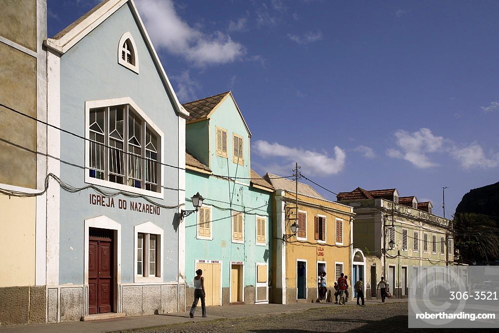 Ribeira Grande, Santo Antao, Cape Verde Islands, Africa