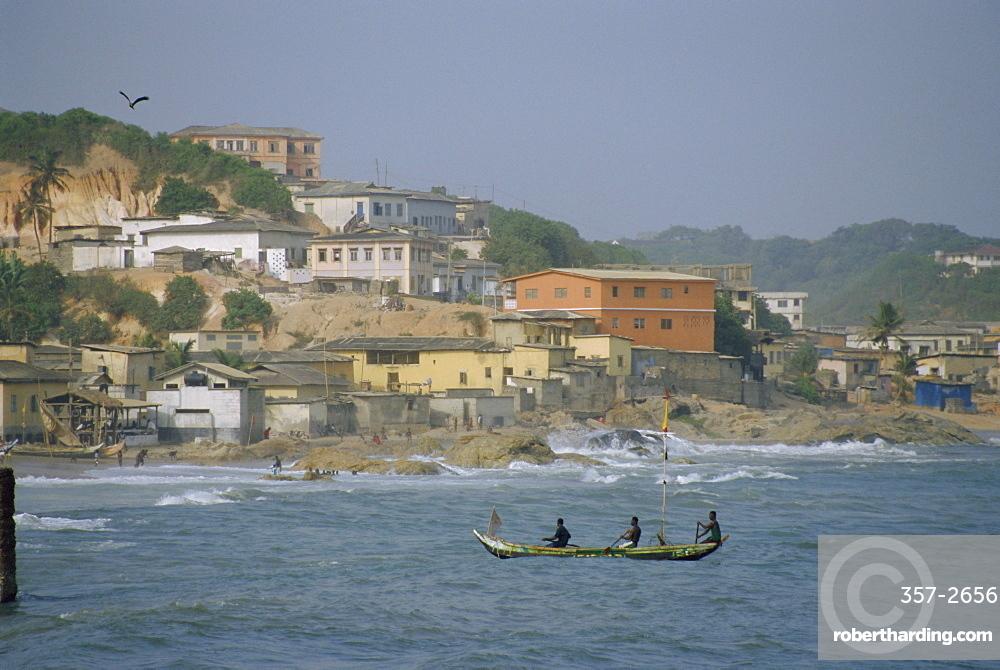 Cape Coast, Ghana, Africa