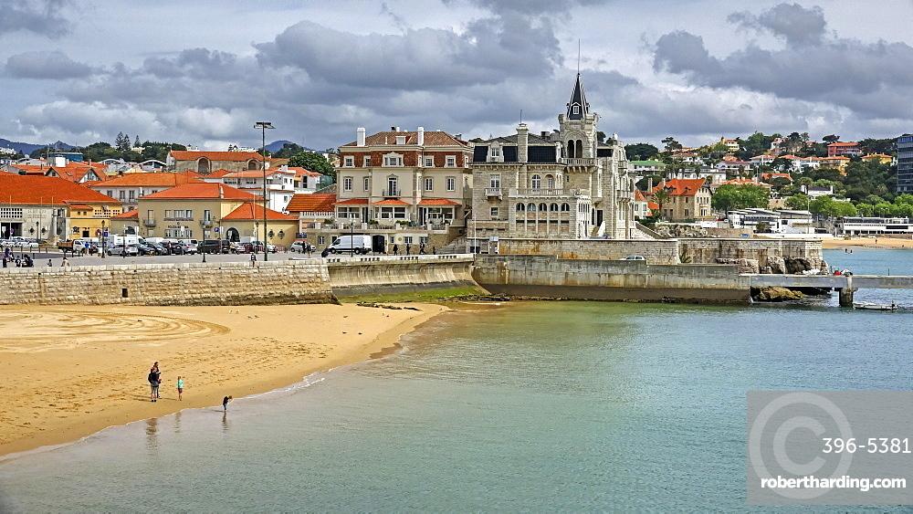 Cascais, Coast of Lisbon, Portugal, Europe
