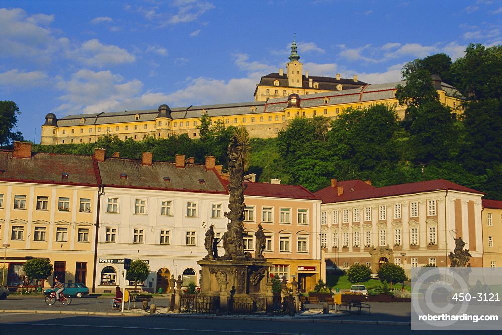 Fulnek, North Moravia, Czech Republic, Europe