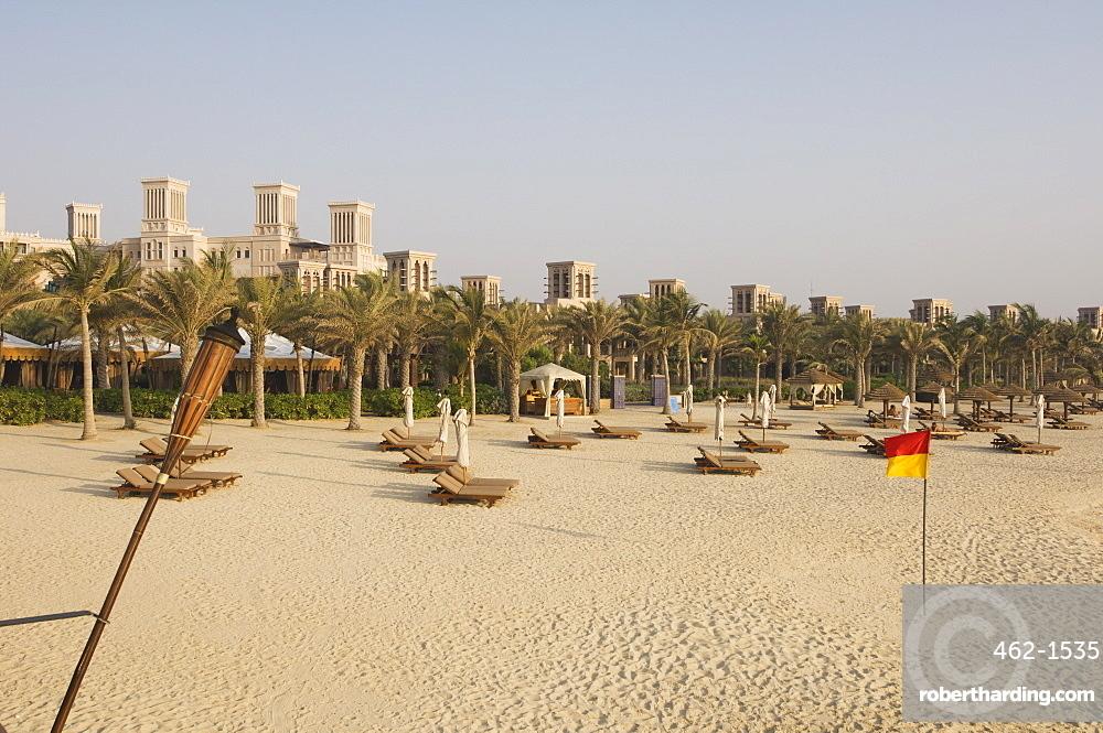 The Madinat Jumeirah Hotel, Dubai, United Arab Emirates, Middle East