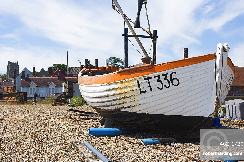 Aldeburgh, Suffolk, England, United Kingdom, Europe