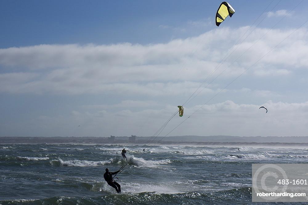 Para surfing, Peniche, Centro, Portugal, Europe