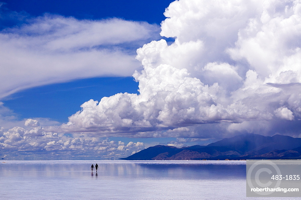 Salinas Grandes, Jujuy District, Argentina, South America
