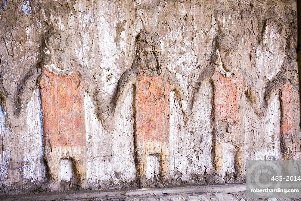 Huaca del Sol y de la Luna, Moche civilisation, Peru, South America