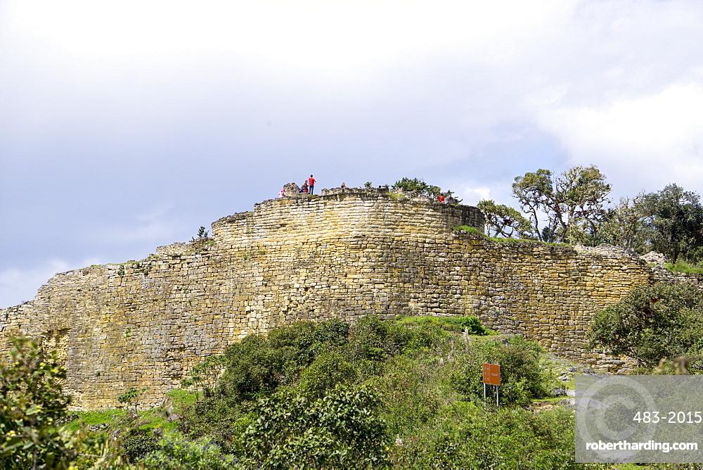 Fortress Kuelap, Chachapoyas culture, Peru, South America