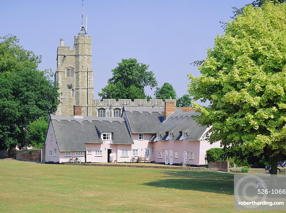 Cavendish, Suffolk, England, UK, Europe