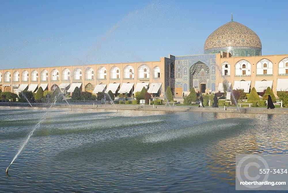 Naqash e Jahan Imam square, Esfahan, Iran, Western Asia
