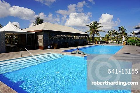 Nesbit Beach Club, Nevis, St. Kitts and Nevis, Leeward Islands, West Indies, Caribbean, Central America