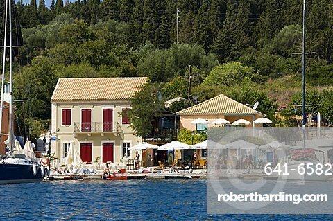 Fiskardo, Kefalonia (Cephalonia), Ionian Islands, Greece, Europe