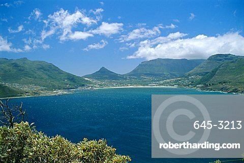 Hout Bay near Cape Town, South Africa