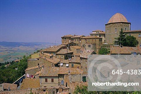 Volterra, Tuscany, Italy, Europe
