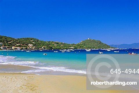 Campo Moro, Beach, Corsica, France