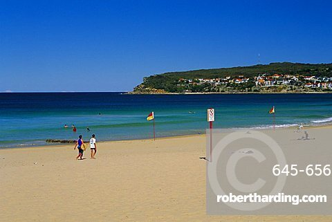 Manly Beach, Manly, Sydney, New South Wales, Australia