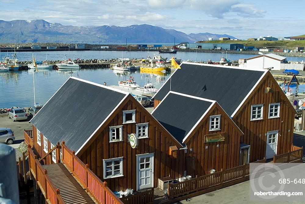 Husavik, Iceland, Polar Regions