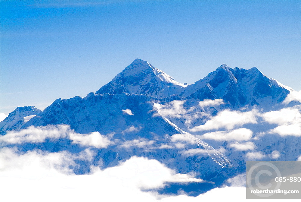 Mount Everest, Nepal, Asia