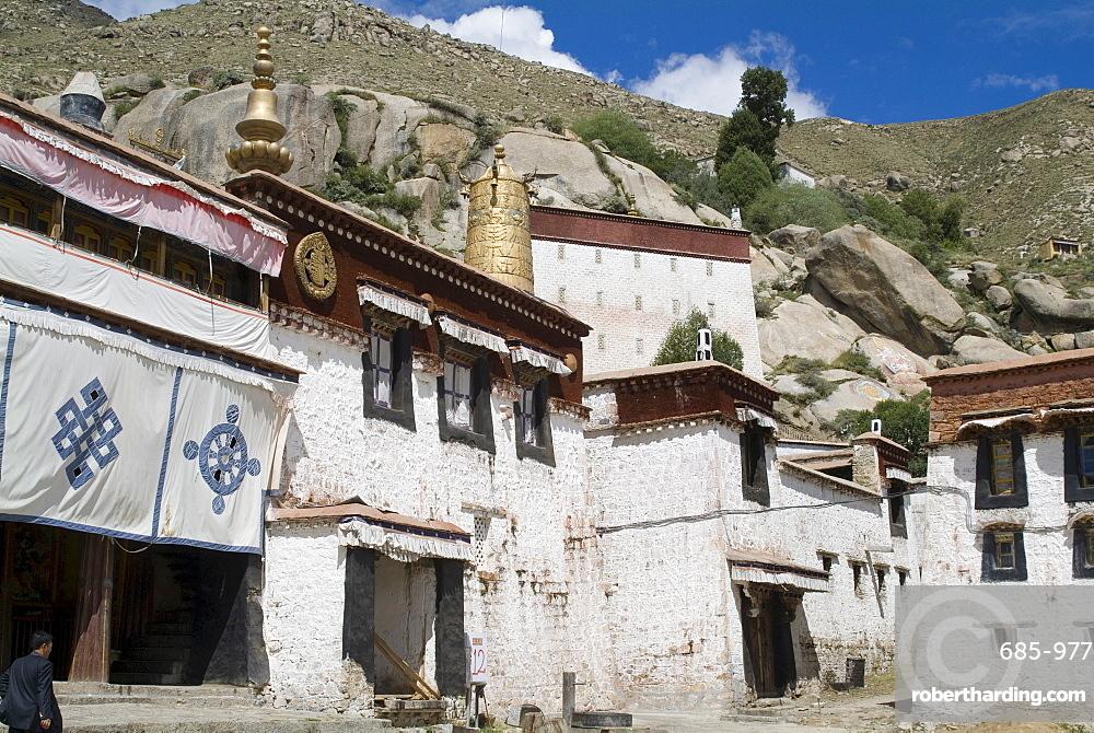 Sera Monastery, Tibet, China, Asia