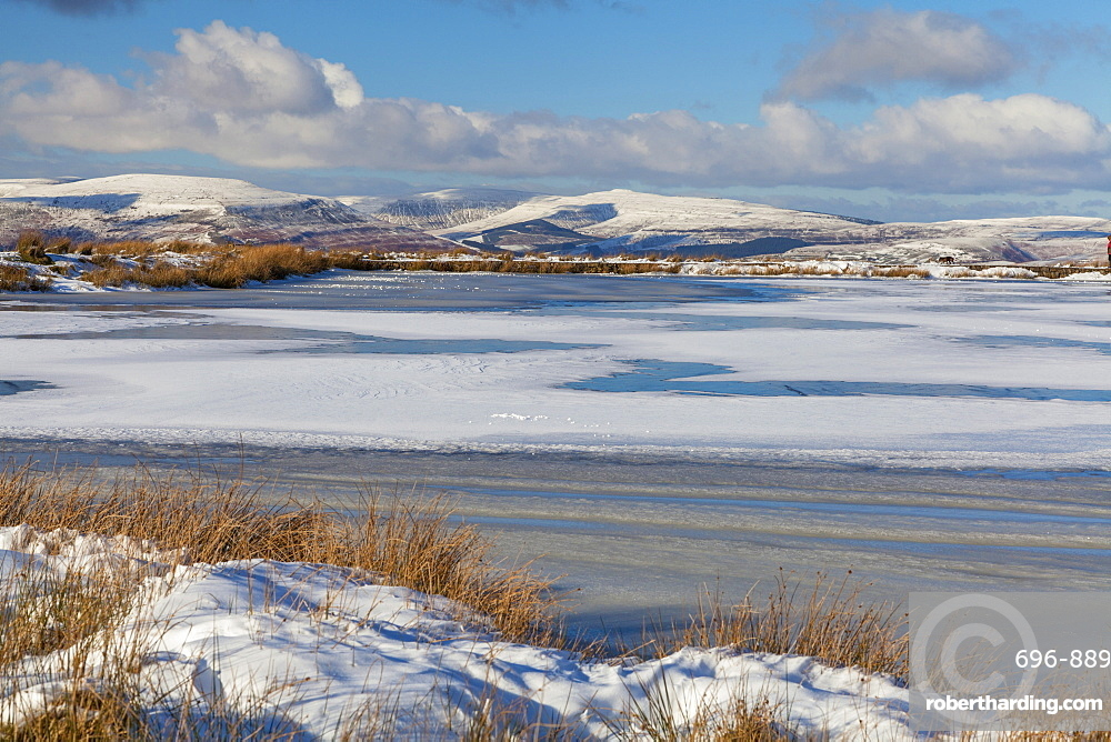 Keepers Pond, Blaenavon, Brecon Beacons, South Wales, United Kingdom, Europe