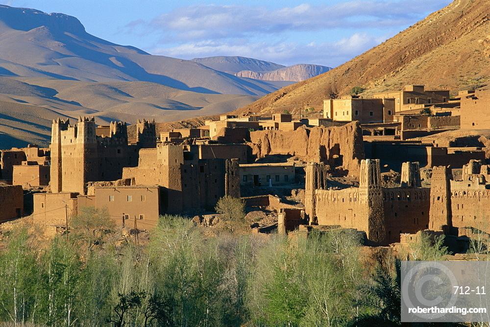 Gorges du Dades, Vallee du Dades, Ouarzazate, Morocco