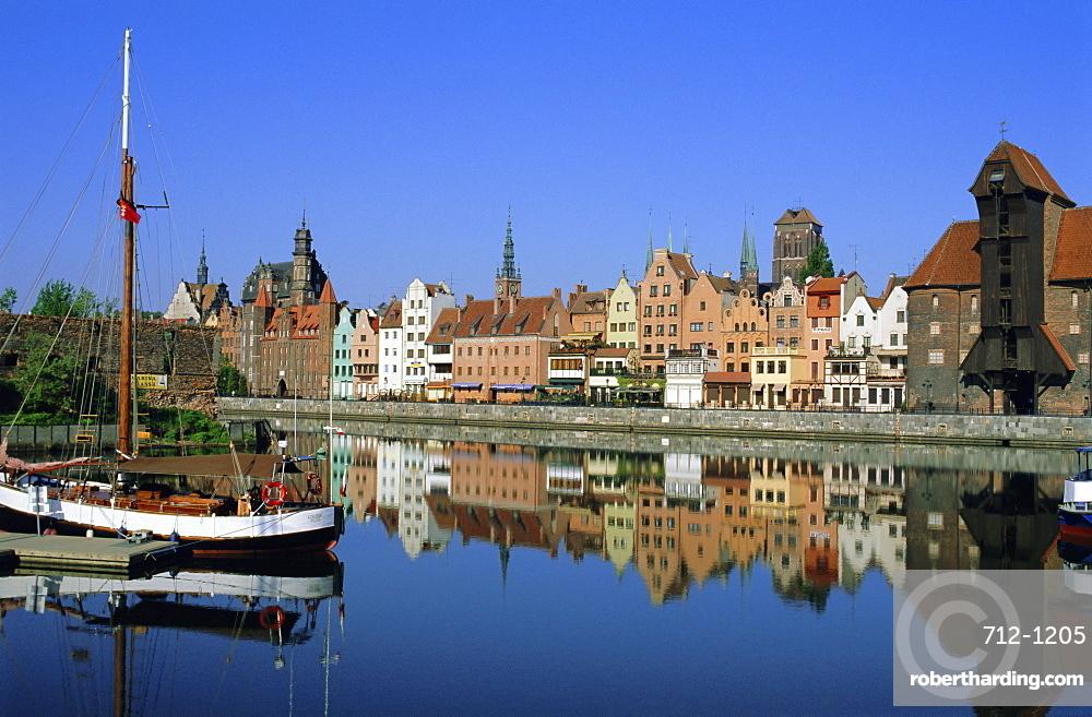 Old Port, Gdansk, Poland