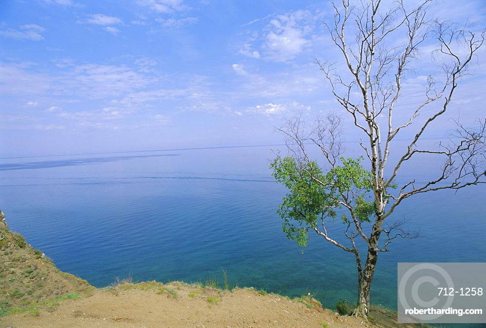 Listvianka, Lake Baikal, Siberia, Russia
