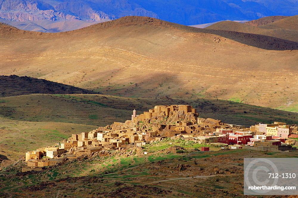 Ait Abdalah, Tafraoute, Morocco, North Africa