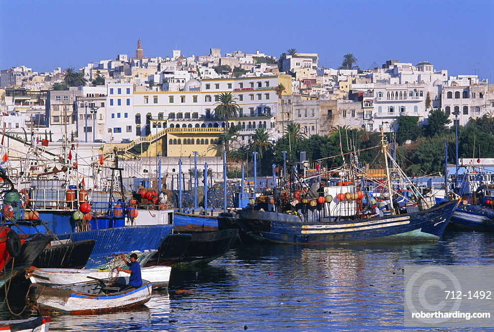 Tangier, North Region, Morocco, North Africa, Africa