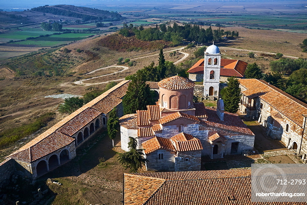 Church of St. Mary, Appollonia, Fier Province, Albania, Europe