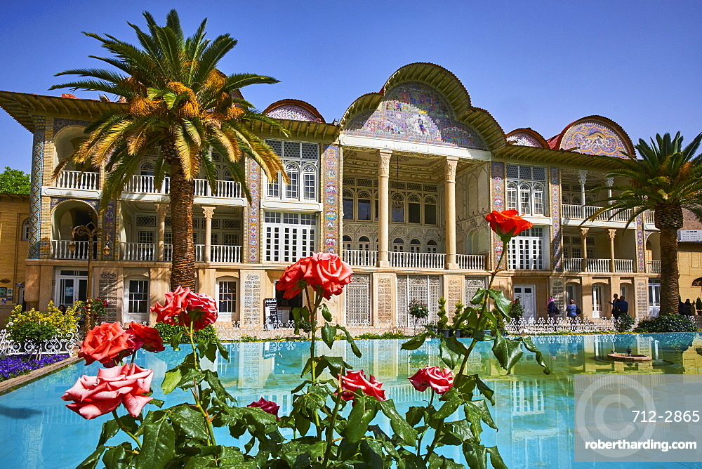 Eram Garden, Shiraz, Fars Province, Iran, Middle East