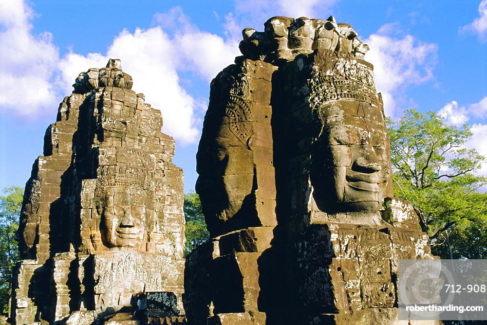 Le Bayon, Angkor, Cambodia