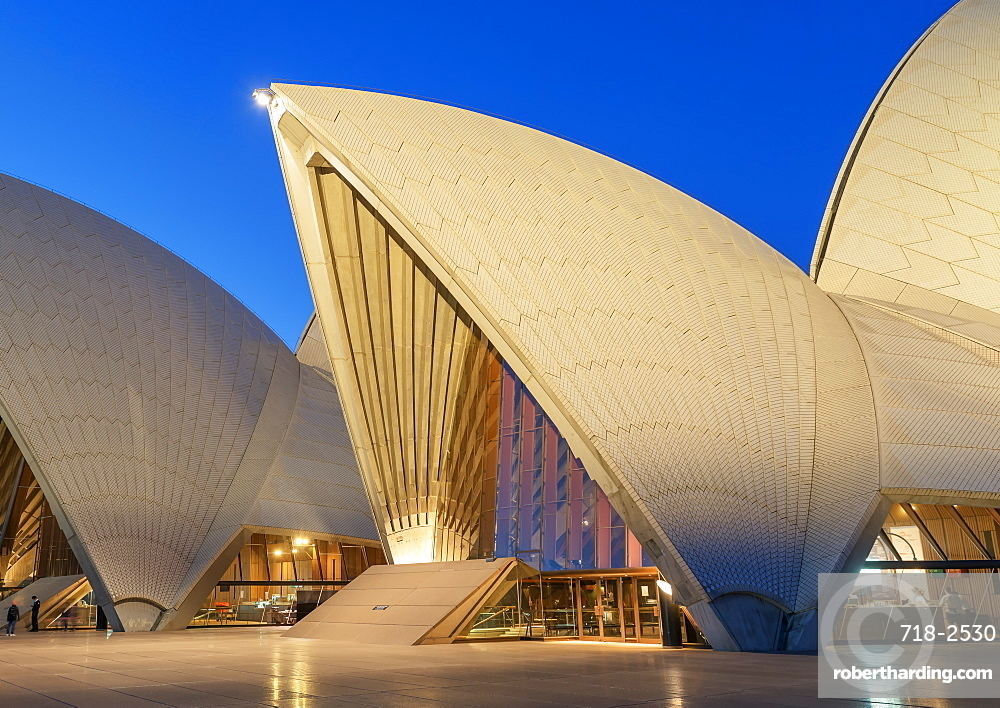 Opera House, UNESCO World Heritage Site, Sydney, New South Wales, Australia, Pacific
