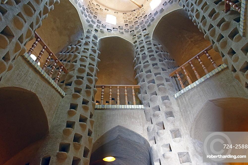 Dovecote, Meybod city, Province de Yazd, Iran, Middle East