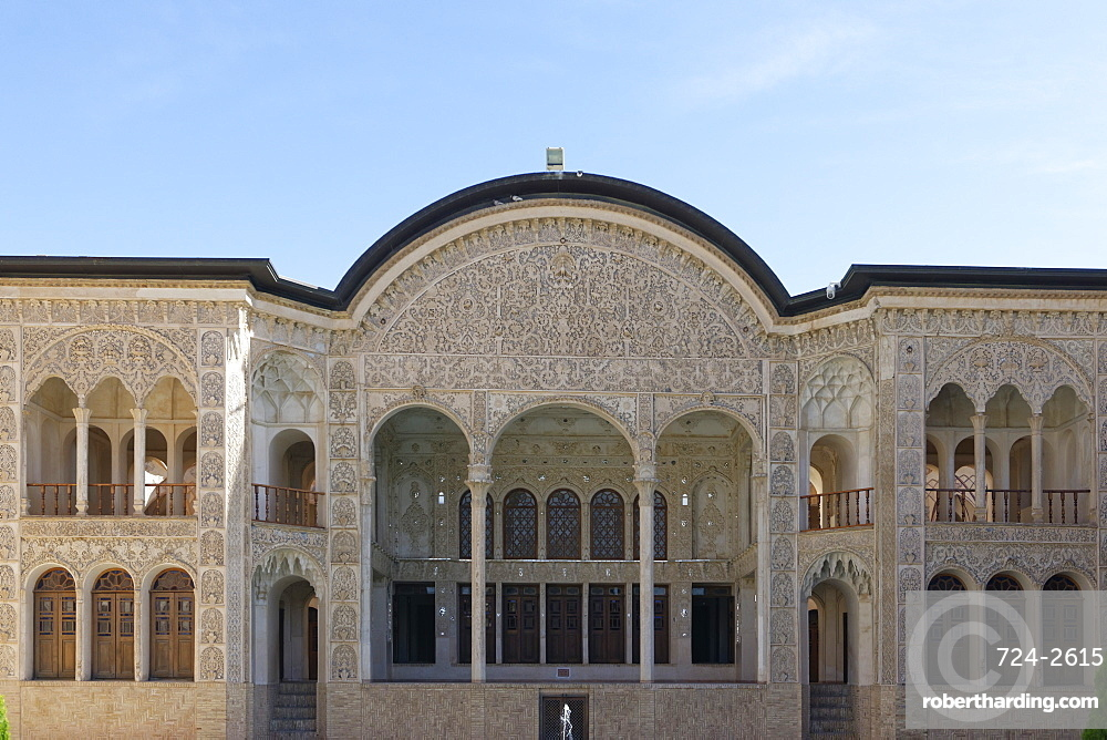 Tabatabaei 's House, Kashan city, Iran, Middle East