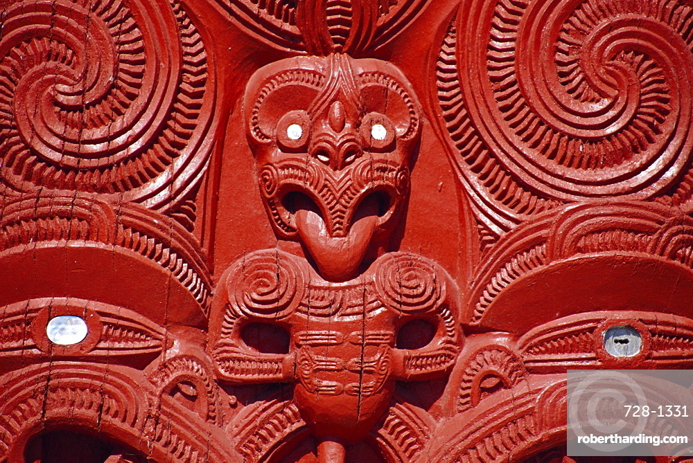 Carving, New Zealand