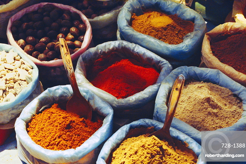 Spices, India