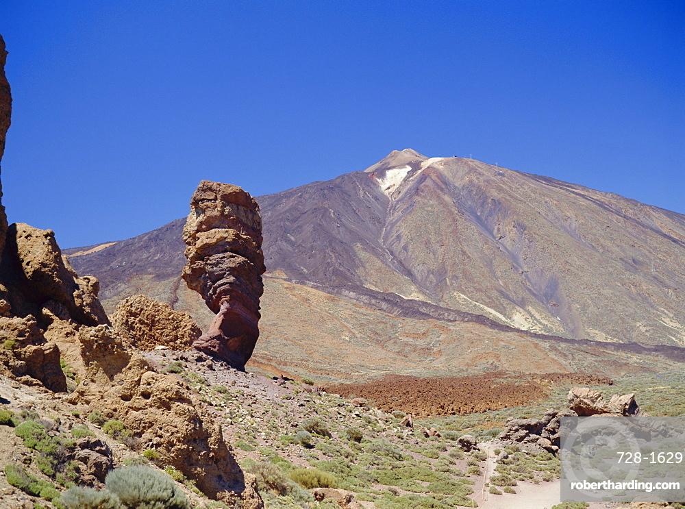 Mt. Teide, Tenerife, Canary Islands, Spain