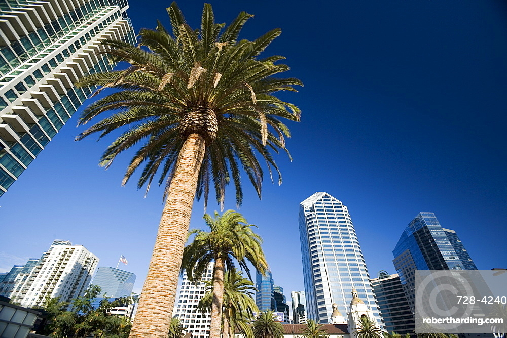Downtown, San Diego, California, United States of America, North America