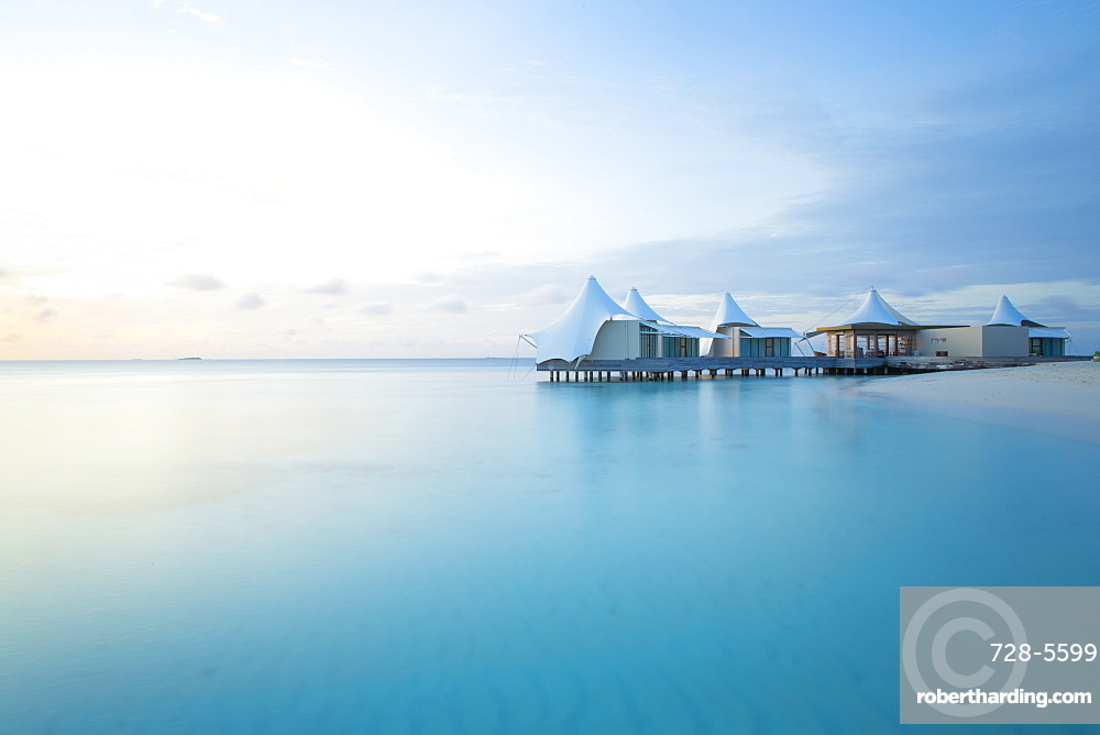 Early morning, The Maldives, Indian Ocean, Asia