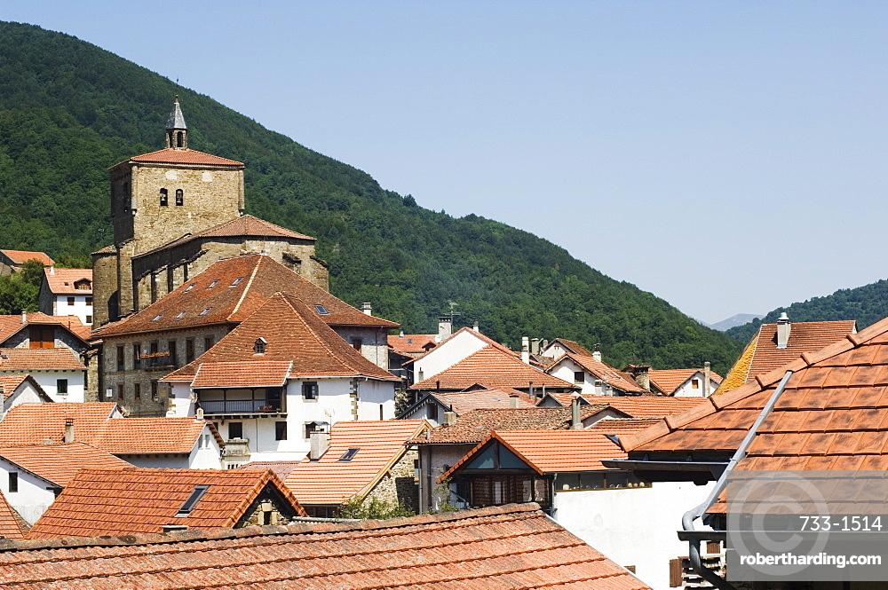Isaba, Val del Roncal, Navarra, Euskadi, Spain, Europe