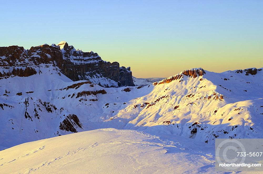 Brevant, Chamonix, Haute-Savoie, French Alps, France, Europe