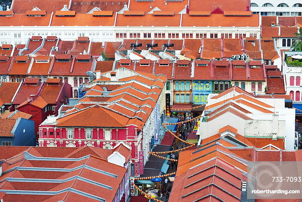 Chinatown, Singapore, Southeast Asia, Asia
