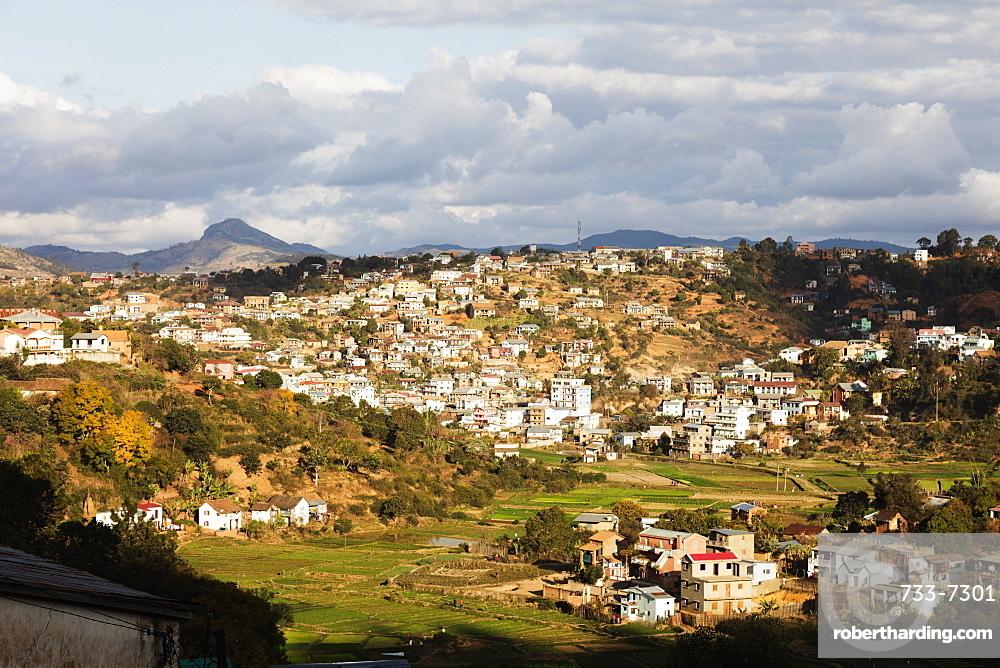 Fianarantsoa, central area, Madagascar, Africa